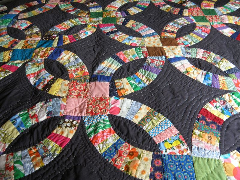 15 - Wedding Ring Quilt Pattern