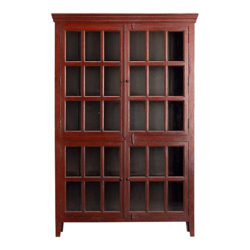 RojoBookcase-1